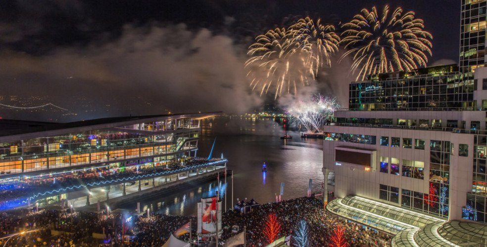 80,000 pack New Year's Eve Vancouver, biggest NYE event in Canada
