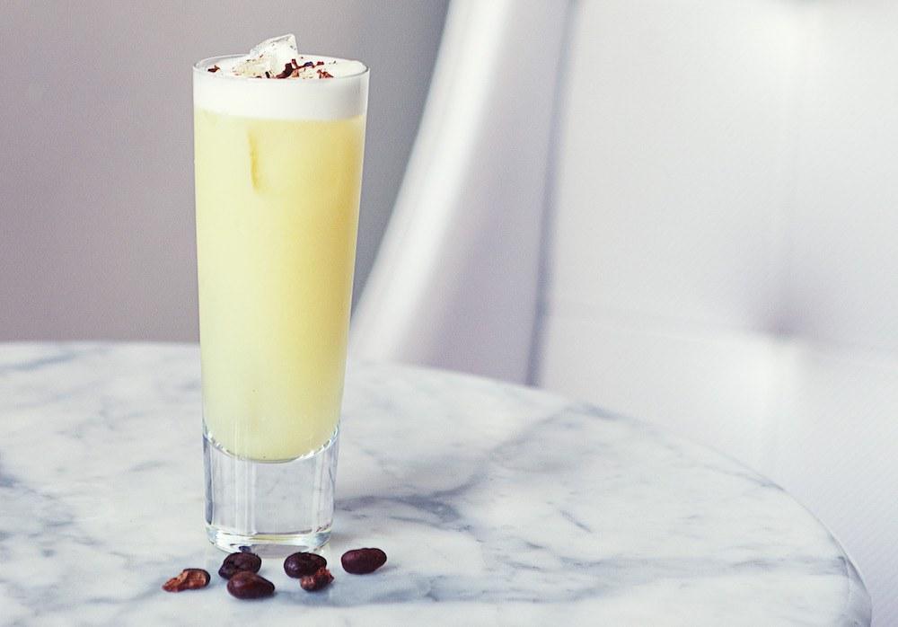 Chartreuse Milkshake (Issha Marie)
