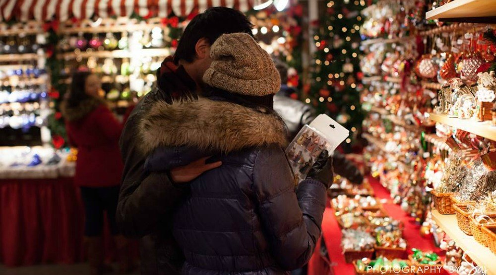 Get the VIP holiday experience with the Vancouver Christmas Market (CONTEST)