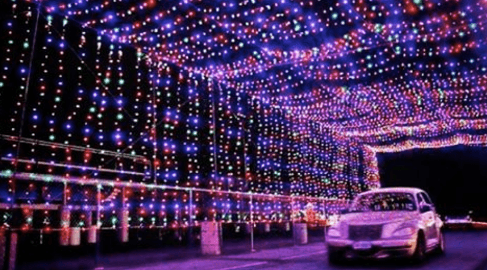 The dazzling Gift of Lights holiday display is returning next month