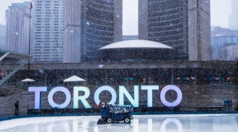 The Weather Network confirms Toronto is in for a cold and snowy winter