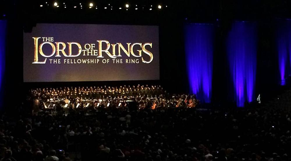 The Lord of the Rings concert is finally happening in Toronto