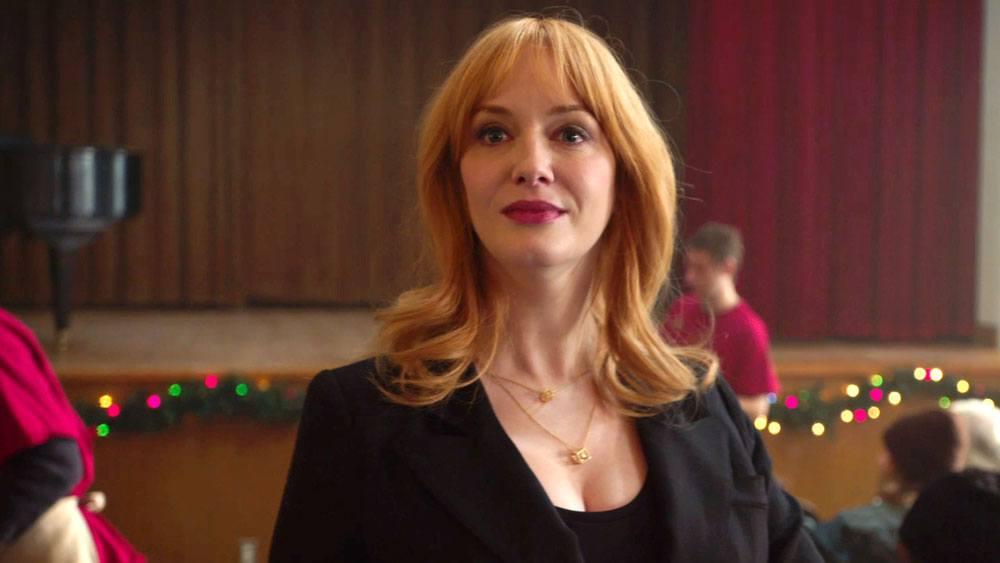 Bad Santa 2 - Christina Hendricks - Movie Review
