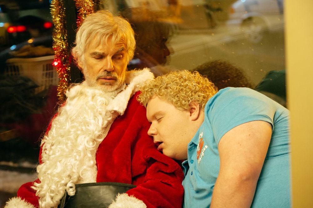 Review, Movies, Arts, Bad Santa 2, November 2016