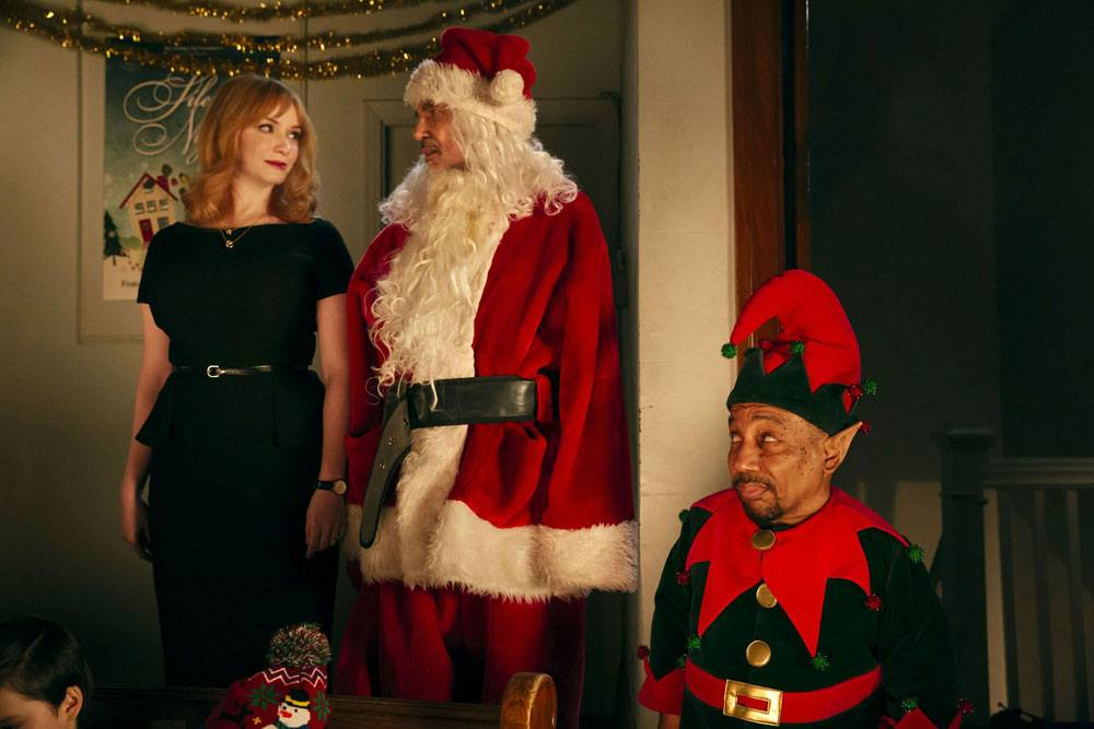 Bad Santa 2 - Christina Hendricks, Billy Bob Thornton, Tony Cox
