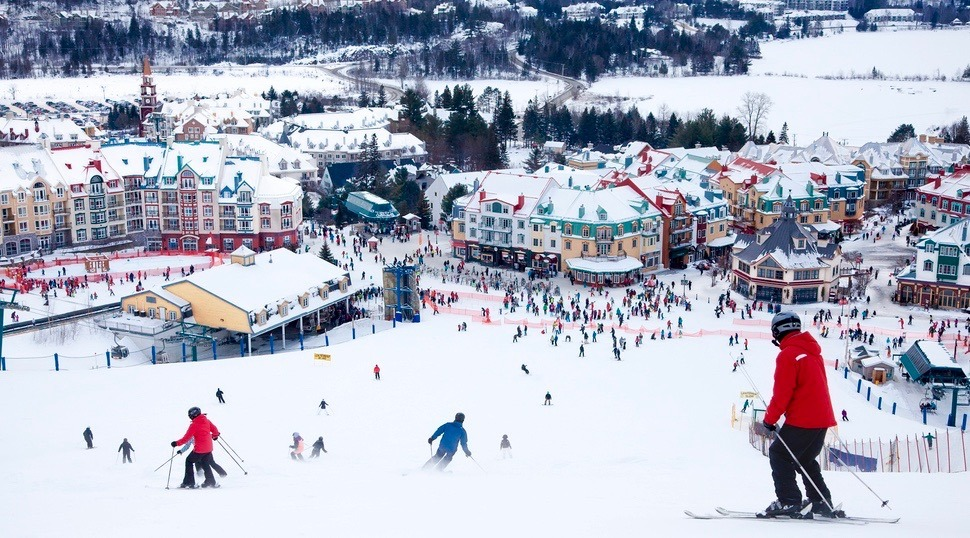 20 great ski resorts within a day's drive of Toronto