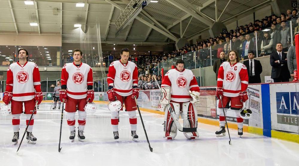 SFU Hockey to host 2nd annual teddy bear and underwear toss night