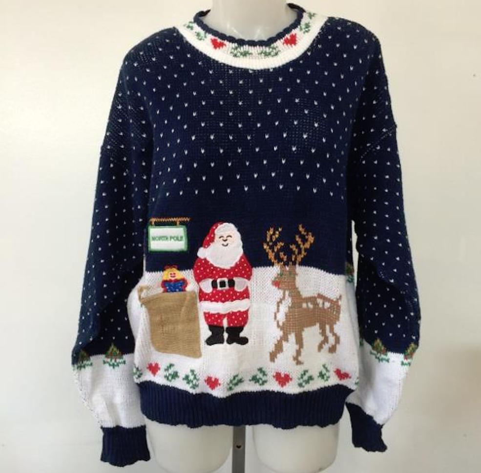 5 places to find the perfect ugly christmas sweater in