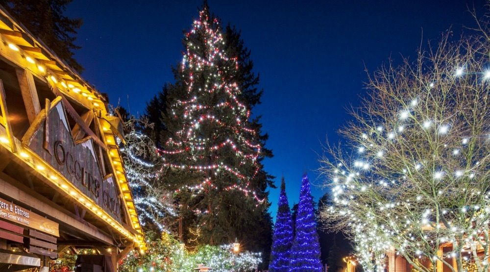 21 photos that will make you excited for Christmas in Vancouver