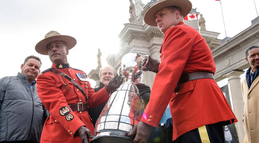 Stampeders open Grey Cup week as massive favourites