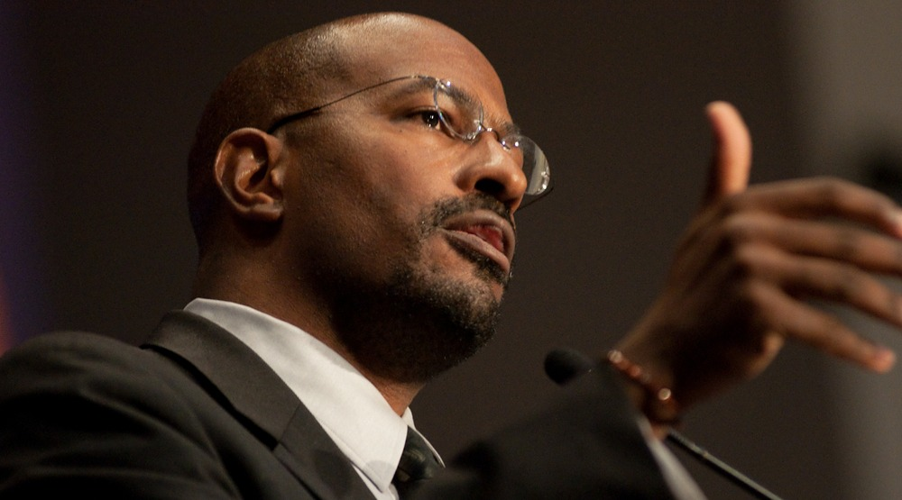 Van jones shutterstock