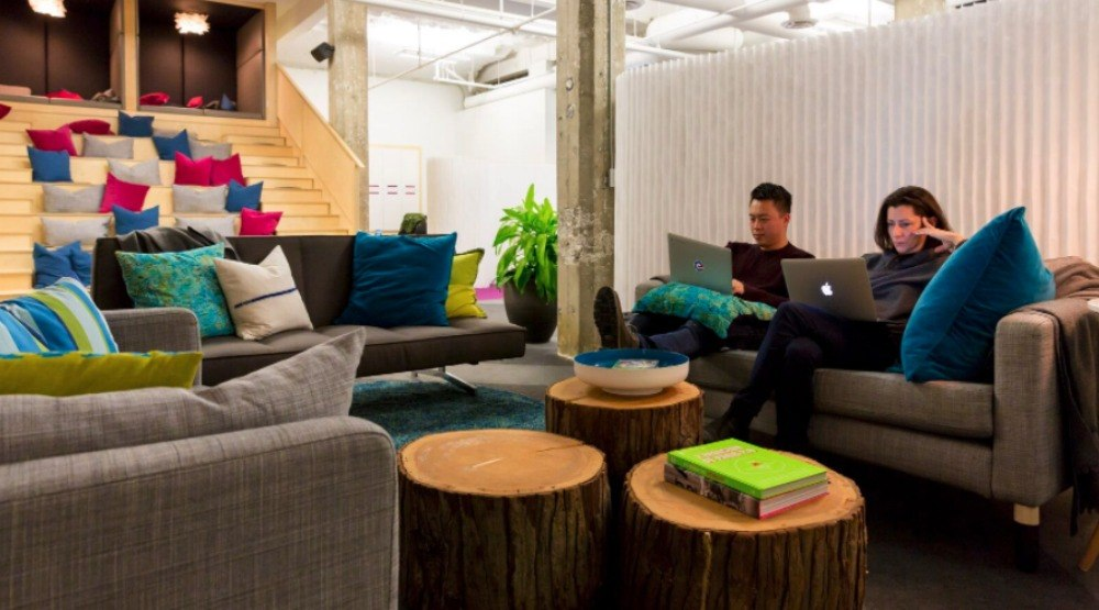 Cool offices in Vancouver: Inside the dream headquarters of Eventbase (PHOTOS)