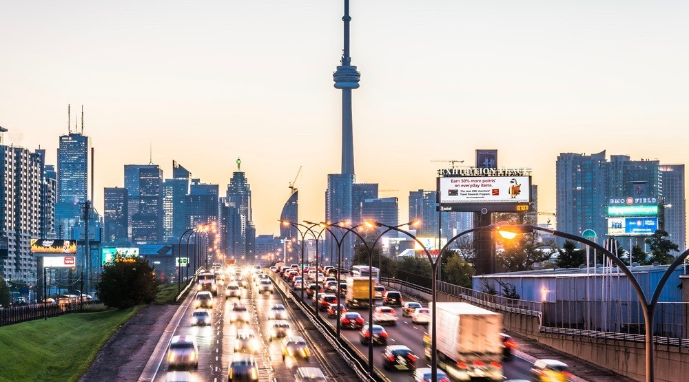 Toronto using new travel-time system to manage its traffic