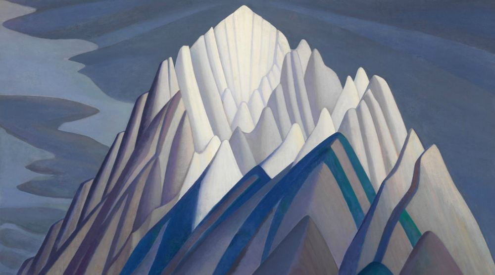 This is now the most expensive Canadian painting ever sold