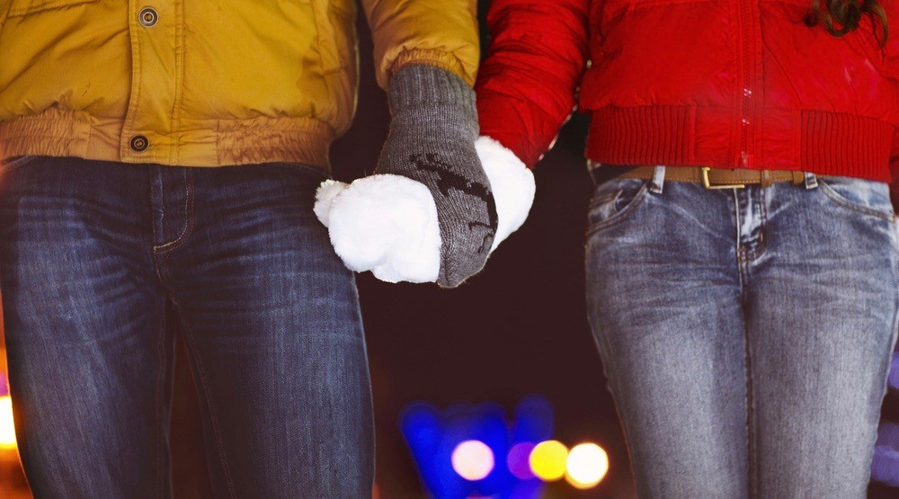 Romantic winter date ideas for Toronto singles (and couples who do stuff)