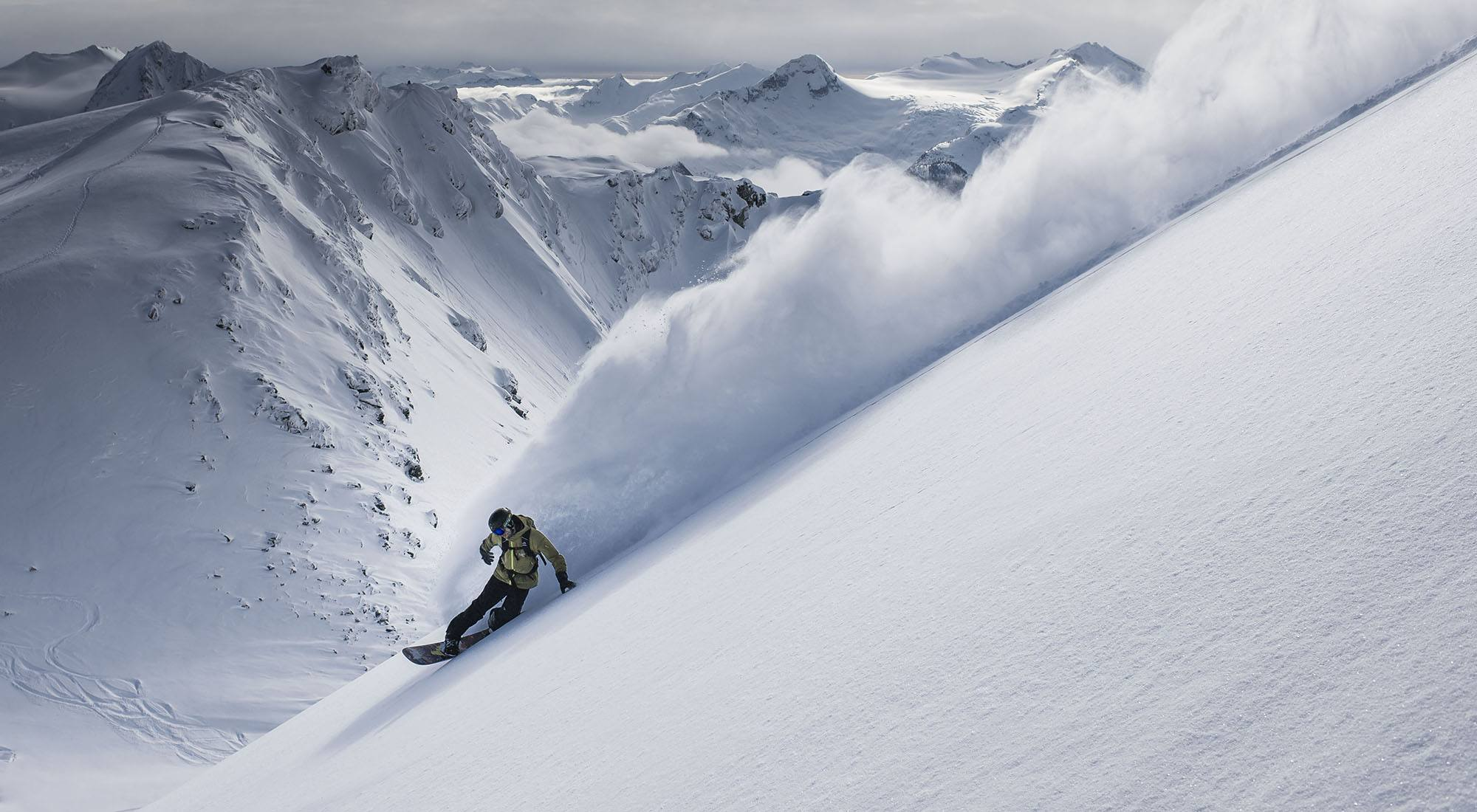 Blackcomb opening brings another huge dump of snow (PHOTOS)