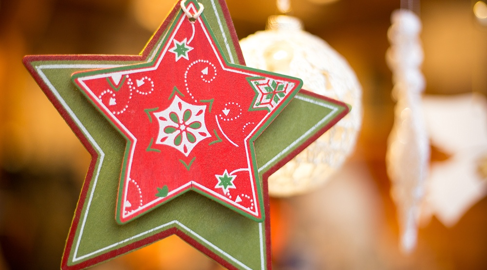 Christmas craft stars little honeyshutterstock