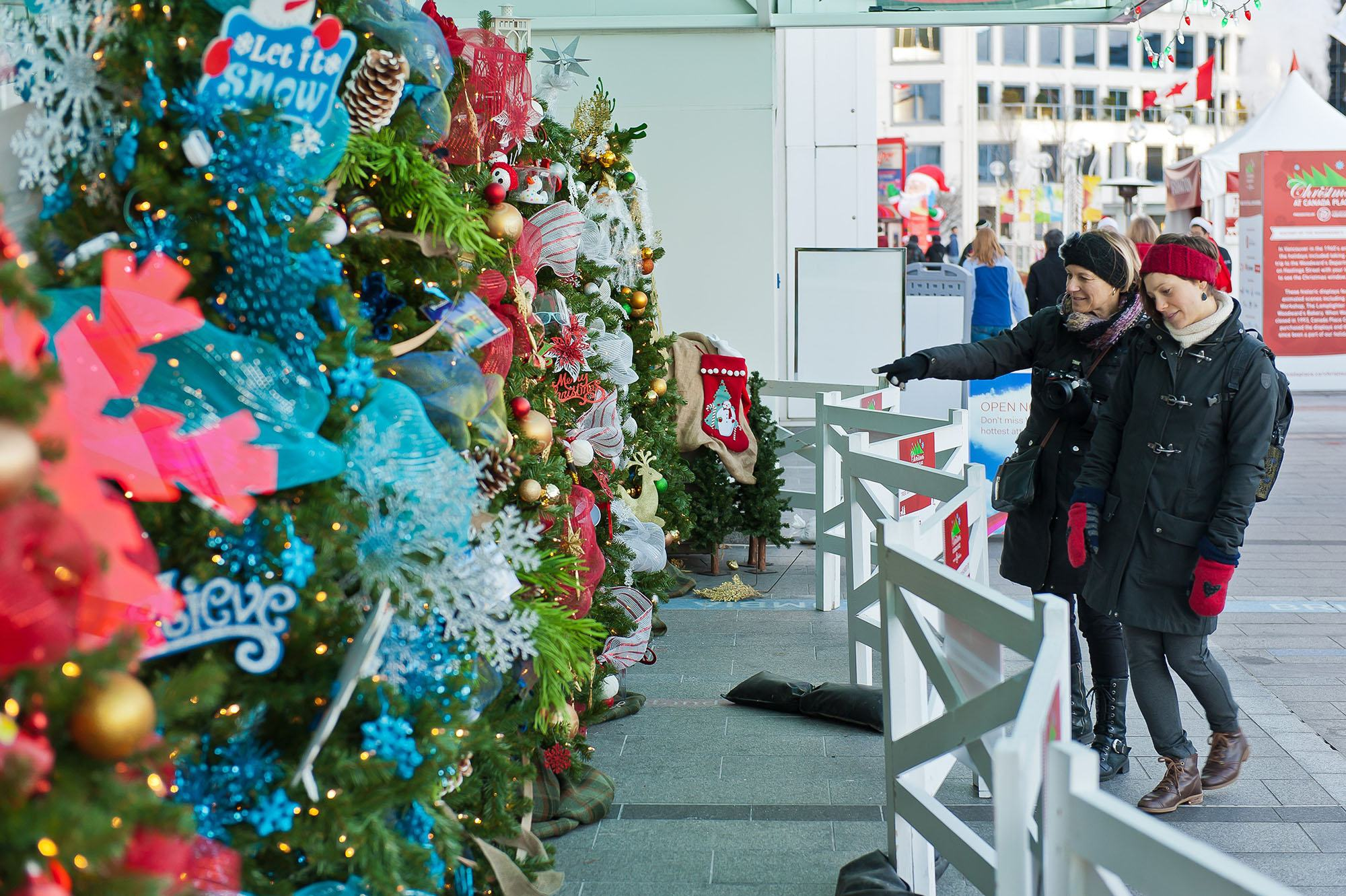 Christmas At Canada Place 2016