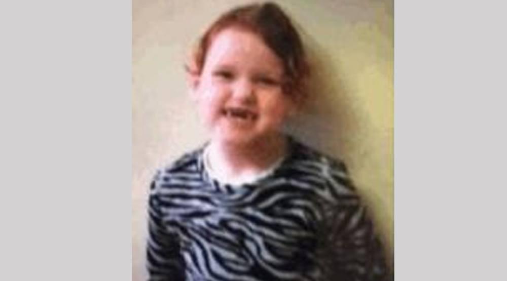 Amber Alert issued for 4-year-old Vancouver girl Delilah Felton