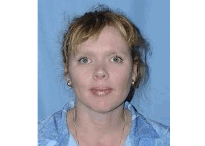 Angela Hanley, 46, is suspected of abducting her daughter, Delilah Felton (EmergencyInfoBC)