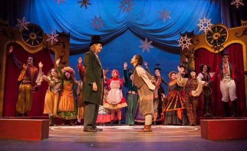 A Christmas Carol (Capilano University/Capilano University Theatre/Facebook)