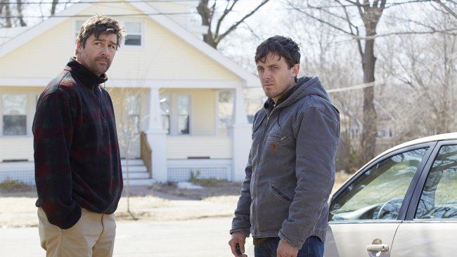 Kyle Chandler and Casey Affleck - Image: Mongrel Media