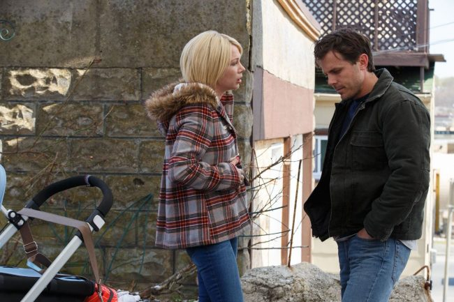 Michelle Williams and Casey Affleck - Image: Mongrel Media