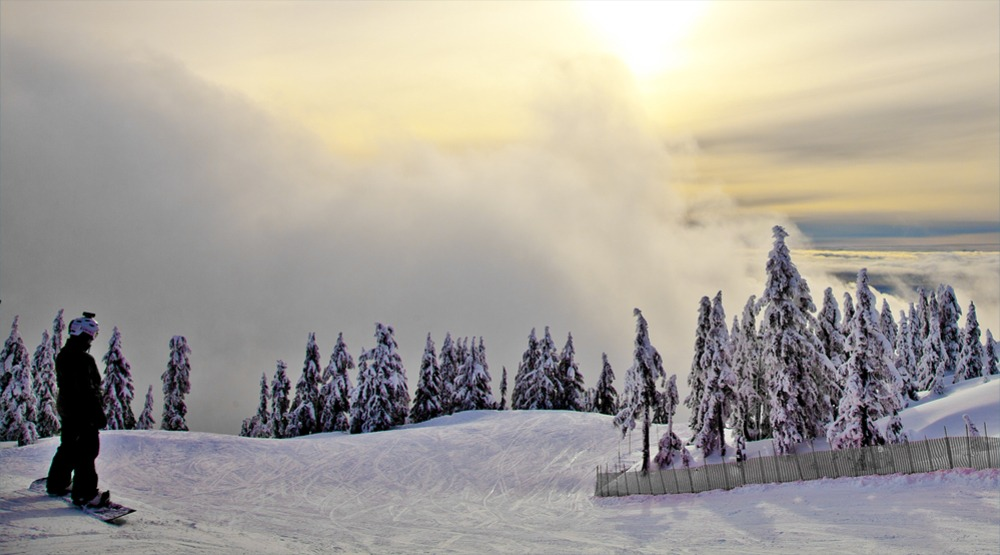 Cypress Mountain Ski Area opens for the season today. (Image: Andy Tam/Shutterstock)