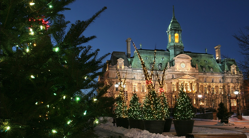 18 Christmas events happening in Montreal