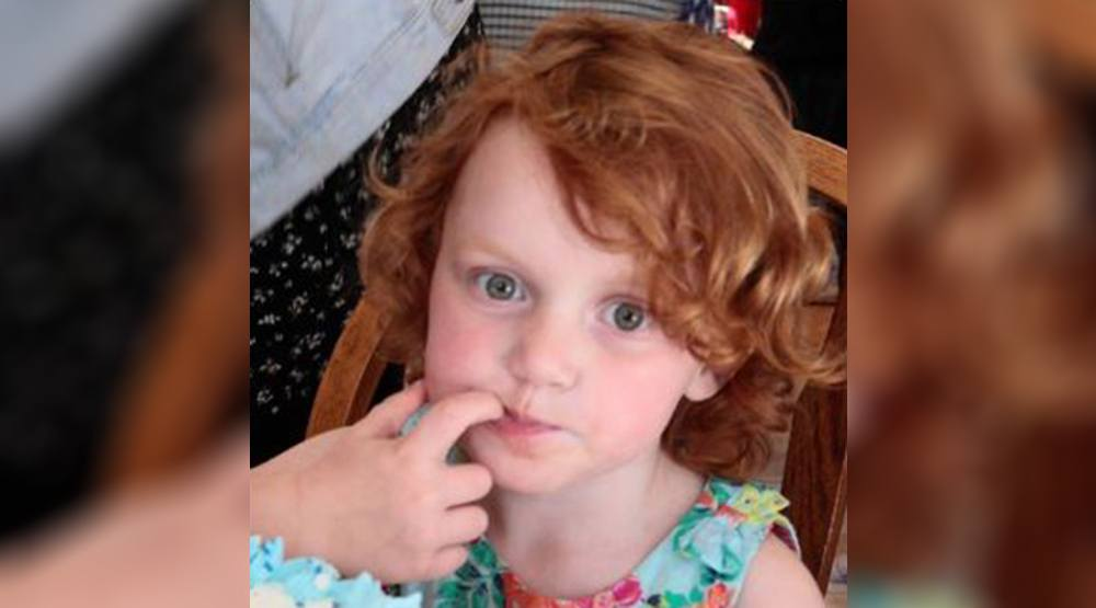 Amber Alert update: New photo of Delilah Felton released