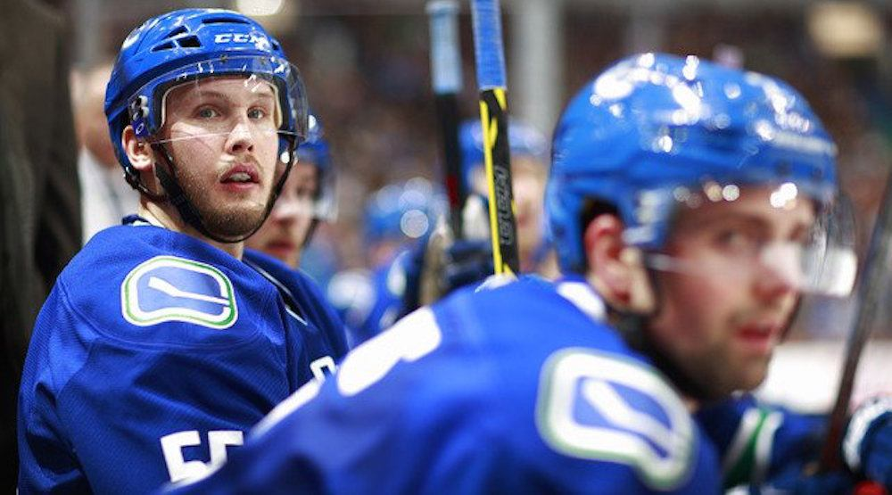 The invisible man: Alex Biega continues to sit, wait for opportunity to play with Canucks