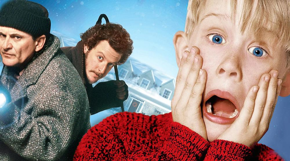 You can watch Home Alone in theatres for $2.99 this weekend