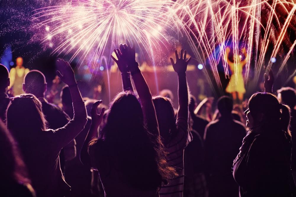 Image: New Years - Shutterstock