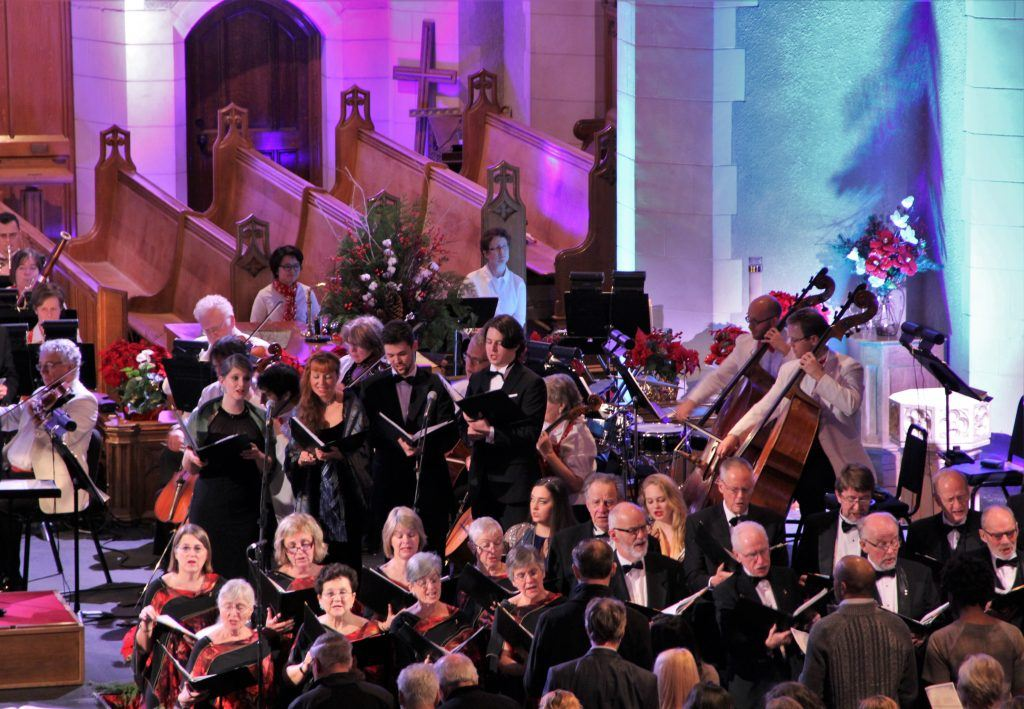 Vancouver Symphony Orchestra: A Traditional Christmas