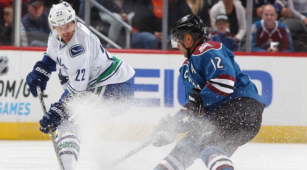 Canucks slide into Colorado to face league-worst Avalanche
