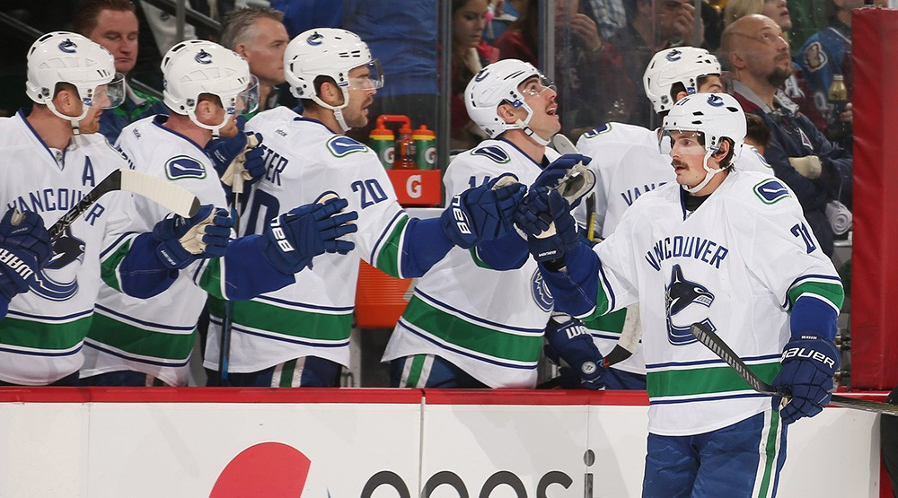 SixPack: Canucks, Markstrom battle for shootout win in Colorado