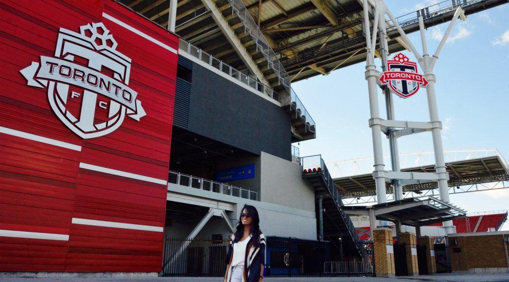 Jackie Perez Argos Grey Cup