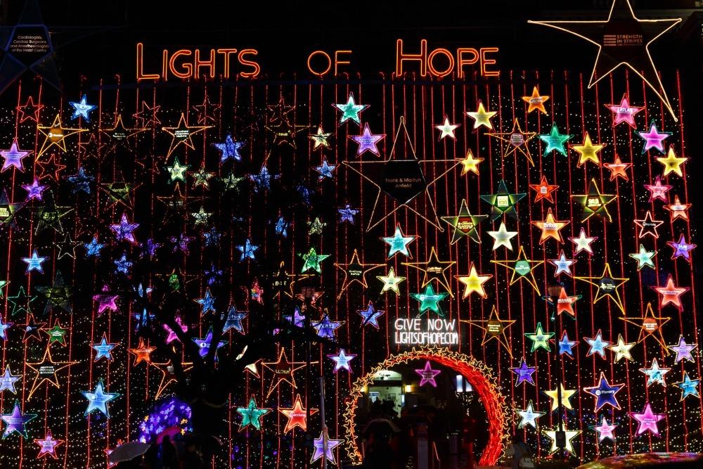 Lights of Hope/St. Paul's Foundation
