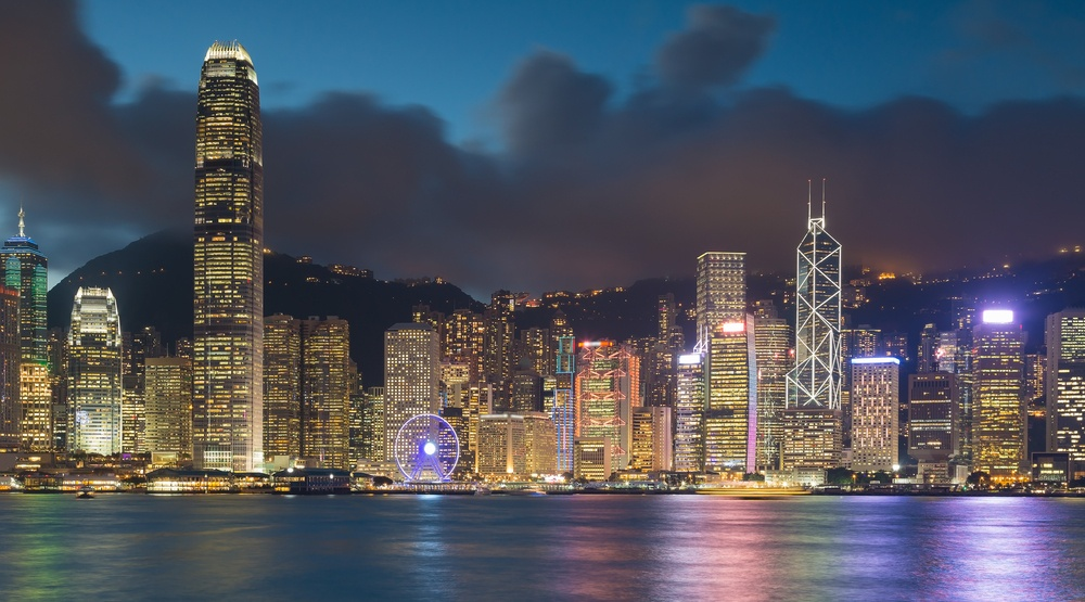 Flights from Calgary to Hong Kong for $586 return