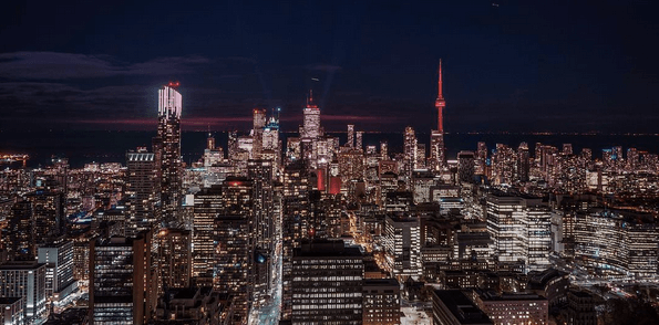 Best Toronto Instagram photos last week: November 21 - 28