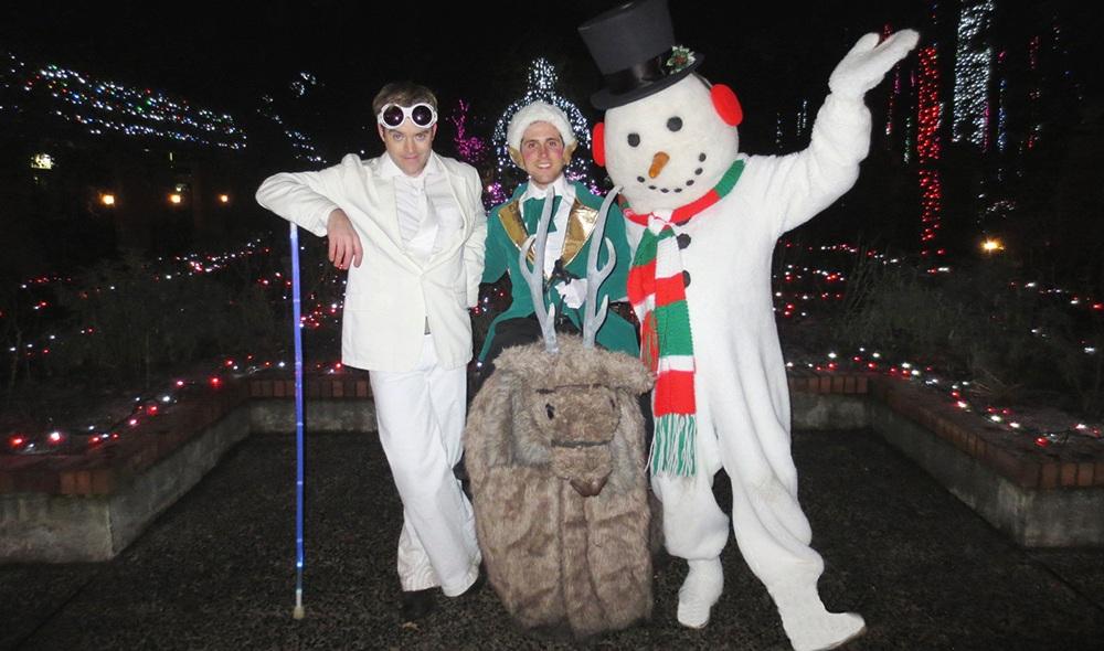 Holiday Hi-Light Festival (Park And Tilford)