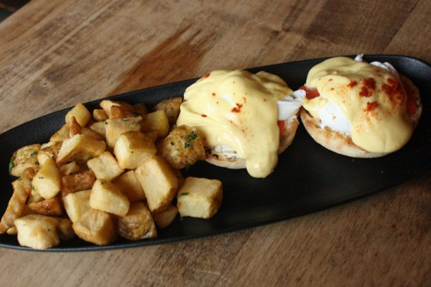 Wild Salmon Benny (Hanna McLean/Daily Hive)
