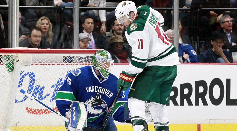 Edler-less Canucks host Wild in search of 2nd consecutive win