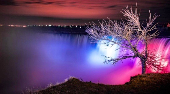 Niagara Falls to reveal spectacular $4 million lighting upgrade this week