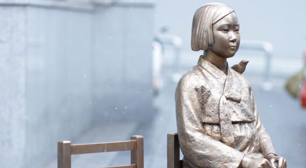 The Apology: Canadian film gives voice to the comfort women of WWII