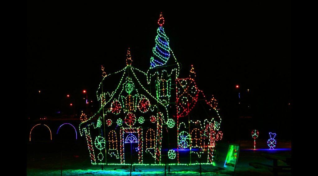 (Airdrie Festival of Lights)