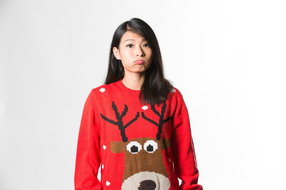 Christmas sweater / Shutterstock