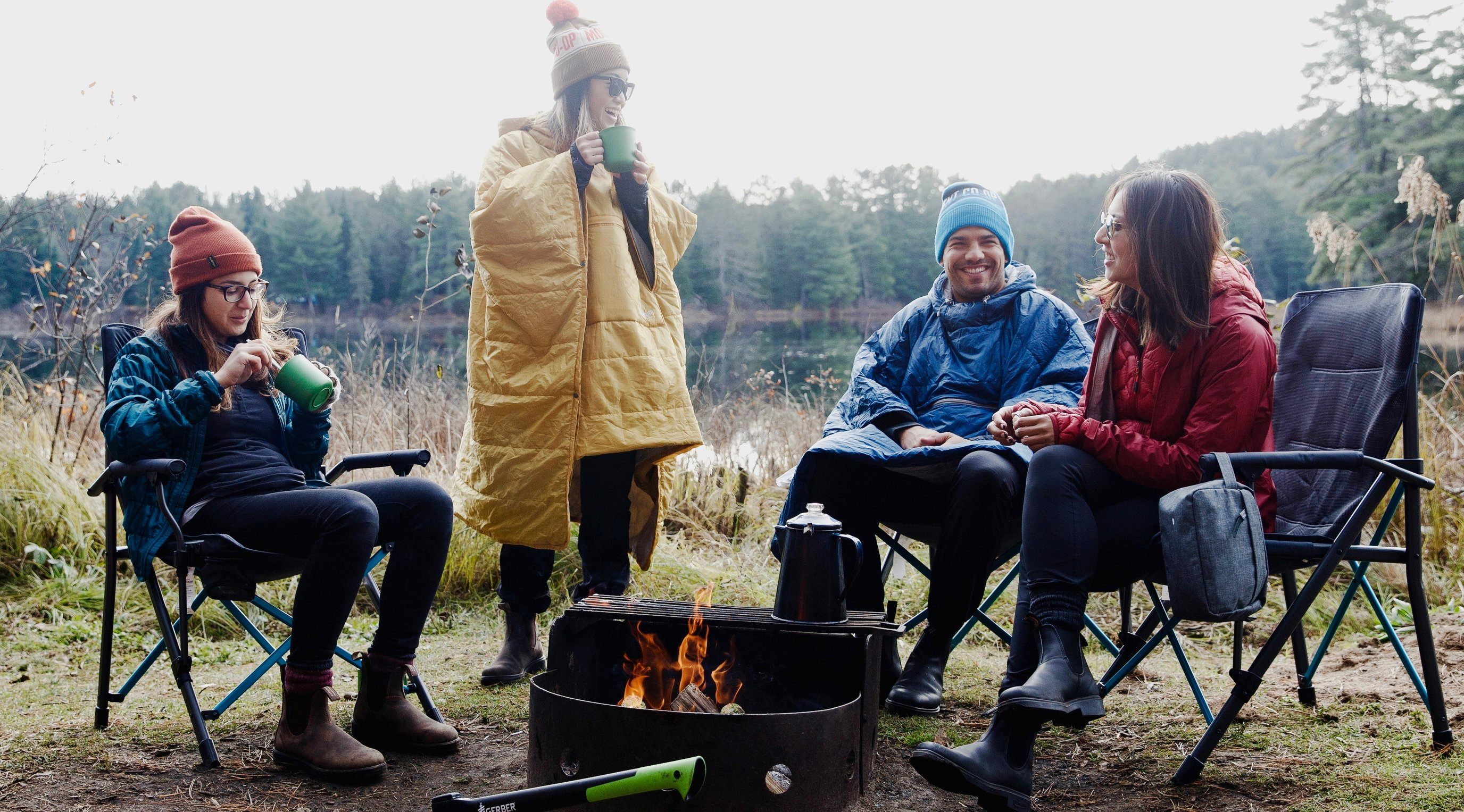 7 ways everyone in Canada can enjoy winter camping