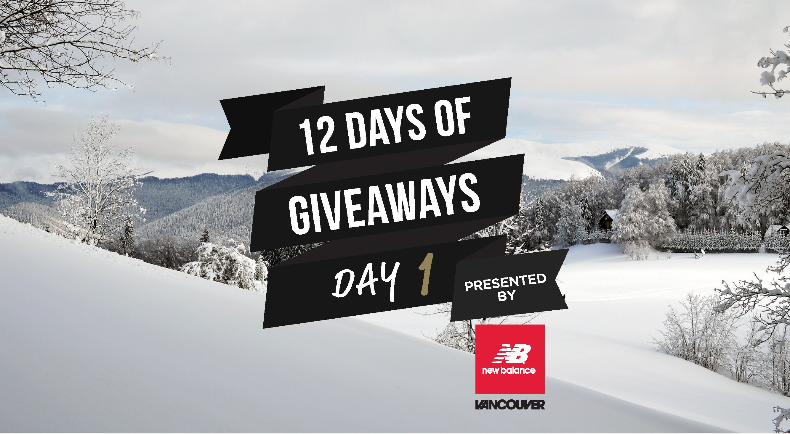 12 days of giveaways new balance 1