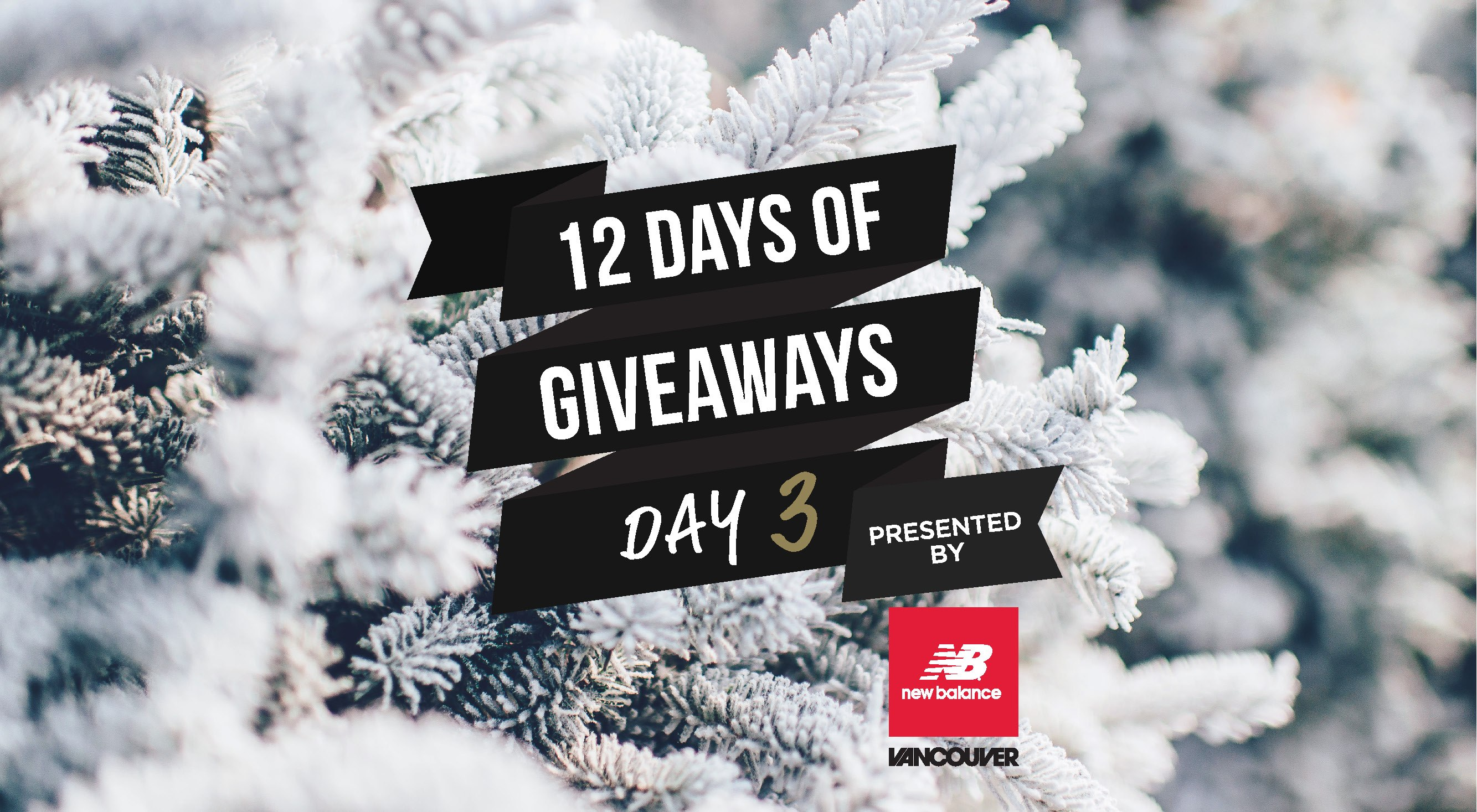 12 days of giveaways new balance 3